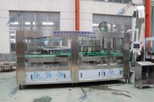 15000瓶每小時玻璃瓶皇冠蓋豆奶灌裝機(沖洗灌裝封口一體機)
